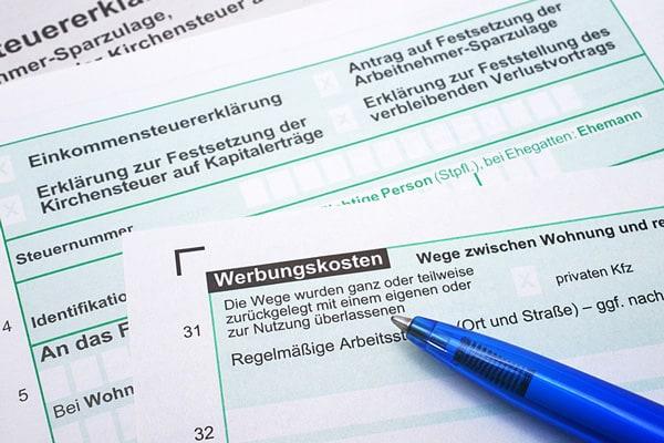 Frist Steuererklärung